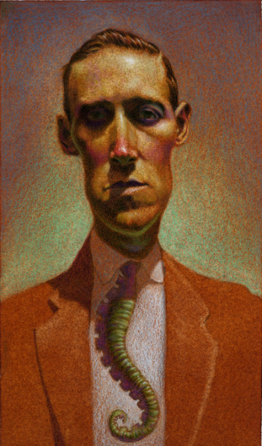 Lovecraft cravatta